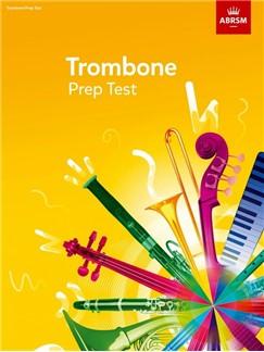 ABRSM Trombone Prep Test 2017+ Books | Trombone