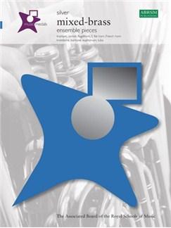 ABRSM Music Medals: Mixed Brass Ensemble Pieces - Silver Books | Brass Instruments