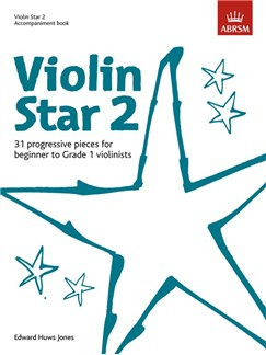 Edward Huws Jones: Violin Star 2 - Accompaniment Book Books | Piano Accompaniment