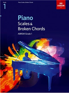 ABRSM Piano Scales and Broken Chords: From 2009 (Grade 1) Bog | Klaver solo