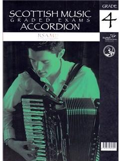 Scottish Music: Graded Exams - Accordion Grade 4 Books | Accordion