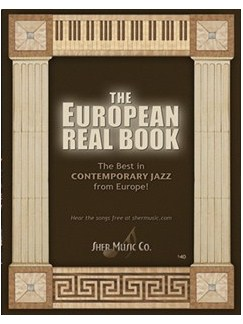 The European Real Book: E Flat Edition Books | E Flat Instruments