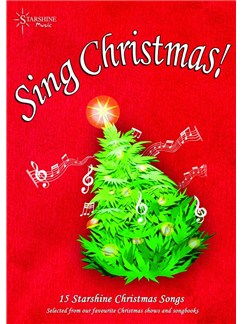 Sing Christmas! Books and CDs | Unison Voice, Piano Accompaniment