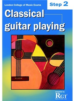 Registry Of Guitar Tutors: Classical Guitar Playing - Step Two Books | Guitar, Classical Guitar