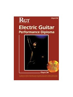Registry Of Guitar Tutors: Electric Guitar Performance Diploma Handbook - DipLCM Books and CDs | Electric Guitar