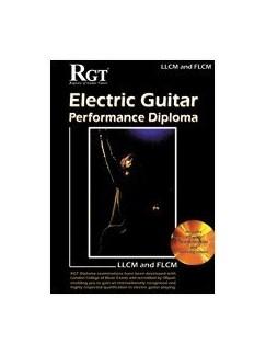 Registry Of Guitar Tutors: Electric Guitar Performance Diploma Handbook - LLCM-FLCM (Book/CD) Books and CDs | Electric Guitar
