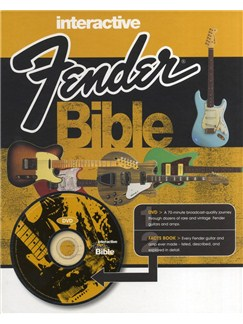 Interactive Fender Bible (Book and DVD) Books and DVDs / Videos | Bass Guitar, Guitar