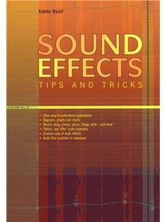 Eddie Bazil: Sound Effects Tips And Tricks Books |