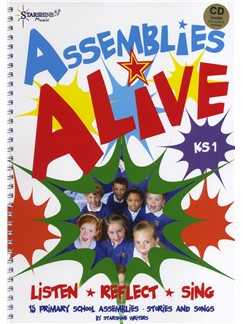 Assemblies Alive - Key Stage 1 Books and CDs | Piano & Guitar