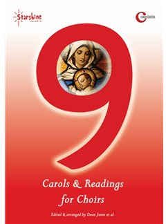 9 Carols & Readings For Choirs Books   Piano & Vocal