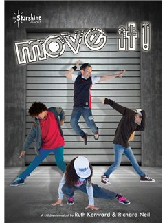 Ruth Kenward & Richard Neil: Move It! Books and CDs |