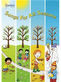 Songs For All Seasons Books and CDs | Voice, Piano Accompaniment