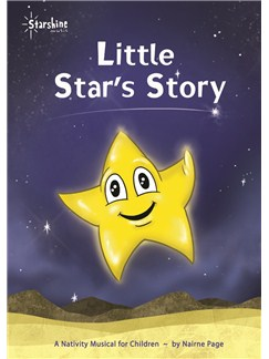 Little Star's Story (Book/CD) Books and CDs | Voice