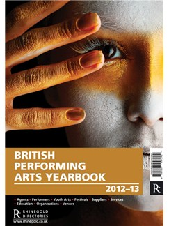 British Performing Arts Yearbook 2012/13 Books |
