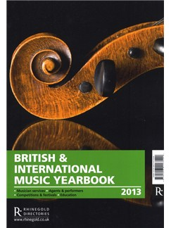 British And International Yearbook 2013 Books |