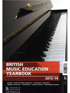 British Music Education Yearbook 2013-14 Books |