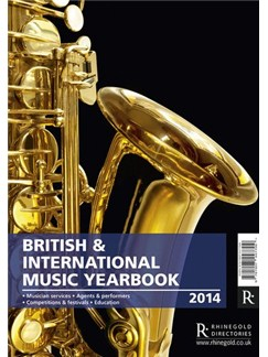 The British & International Music Yearbook: 2014 Books |