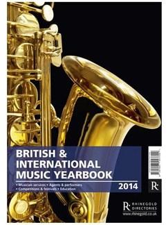 British & International Music Yearbook: 2014 (Black & White) Books  