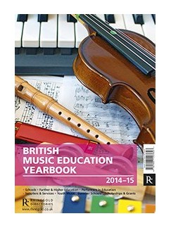 The British Music Education Yearbook 2014-15 Books |