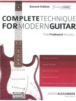 Joseph Alexander: Complete Technique For Modern Guitar - Second Edition Books | Guitar