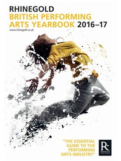 British Performing Arts Yearbook 2016-2017 Books |