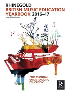 British Music Education Yearbook 2016-17 Books |
