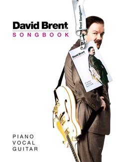 The David Brent Songbook (Hardback & Free Lanyard) Books | Piano, Vocal & Guitar