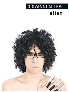 Allevi Giovanni Alien Piano Book Books   Piano