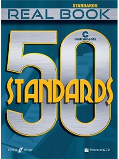 50 Standards Real Book (C Instruments) Books | C Instruments