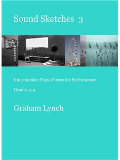 Graham Lynch: Sound Sketches 3 Books | Piano