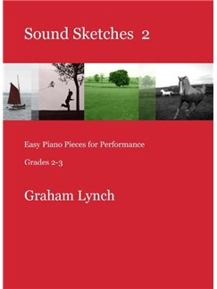 Graham Lynch: Sound Sketches 2 Books | Piano