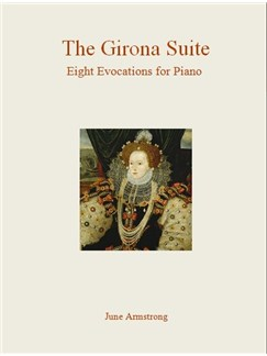 June Armstrong: The Girona Suite – Eight Evocations For Piano Books | Piano