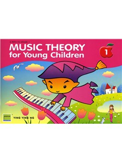 Ying Ying Ng: Music Theory For Young Children - Book 1 Books |