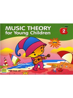 Ying Ying Ng: Music Theory For Young Children - Book 2 Books |