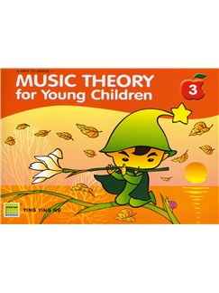 Ying Ying Ng: Music Theory For Young Children - Book 3 Books |