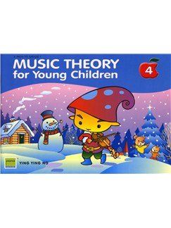 Ying Ying Ng: Music Theory For Young Children - Book 4 Books |