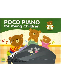 Ying Ying Ng/Margaret O'Sullivan Farrell: Poco Piano For Young Children - Book 2 Books | Piano