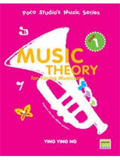 Ying Ying Ng: Music Theory For Young Musicians - Grade 1 Books |