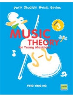 Ying Ying Ng: Music Theory For Young Musicians - Grade 3 Books |