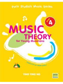 Ying Ying Ng: Music Theory For Young Musicians - Grade 4 Books |