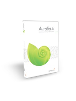Rising Software: Auralia 4 (5-User Lab Pack) CD-Roms / DVD-Roms |
