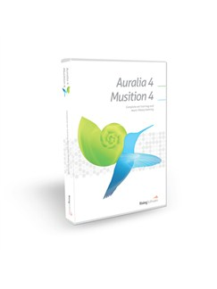 Rising Software: Auralia & Musition Bundle Student Edition (Single User) CD-Roms / DVD-Roms |