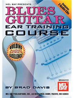 Blues Guitar Ear Training Course CDs | Guitar