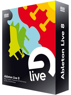 Ableton Live 8 - Upgrade from Intro CD-Roms / DVD-Roms |