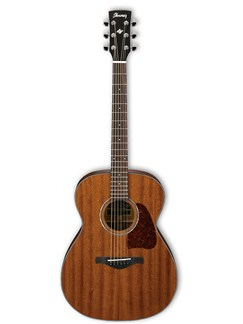 Ibanez: AC240 Grand Concert Acoustic Guitar - Open Pore Natural Instruments | Acoustic Guitar