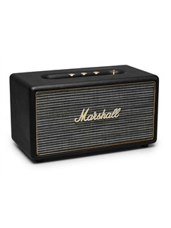 Marshall: Stanmore Compact Active Stereo Speaker With Bluetooth - Black  |
