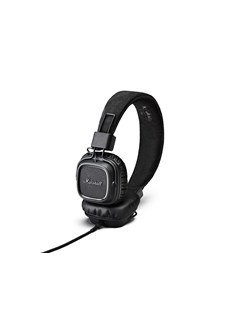 Marshall: Major 2 Headphones - Black  |