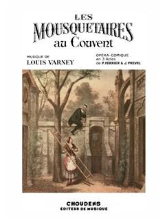 Louis Varney: Les Mousquetaires Au Couvent Books | Voice, Piano Accompaniment, Opera