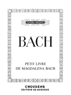J.S. Bach: Notebook For Anna Magdalena Bach Livre | Piano