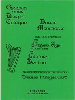 Denise Mégevand: Douze Morceaux Livre | Harpe